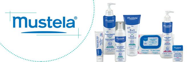 محصولات بهداشتی نوزاد موستلا