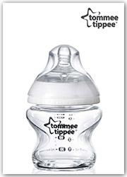 شیشه شیر پیرکس نوزاد تامی تیپ