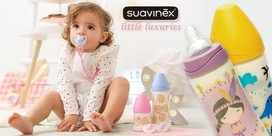 محصولات غذاخوری و مراقبت از کودک سواوینکس Suavinex