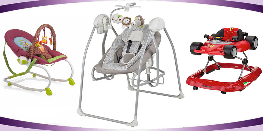 تاب برقی کودک و گهواره نوزاد