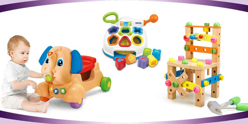 اسباب بازی آموزشی کودک