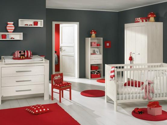 مدل سرویس چوب سیسمونی نوزاد دخترانه ساده و اسپرت