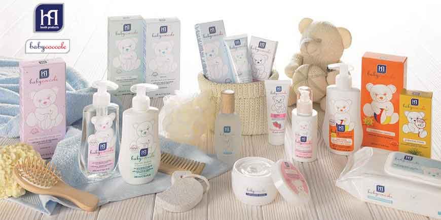 محصولات بهداشتی گیاهی کودک بی بی کوکول