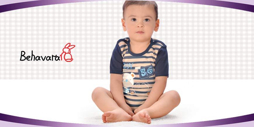 خرید لباس نوزاد به آوران طرح تدی