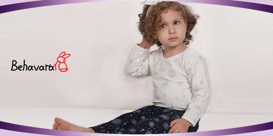 لباس نوزادی دخترانه به آوران طرح فارست