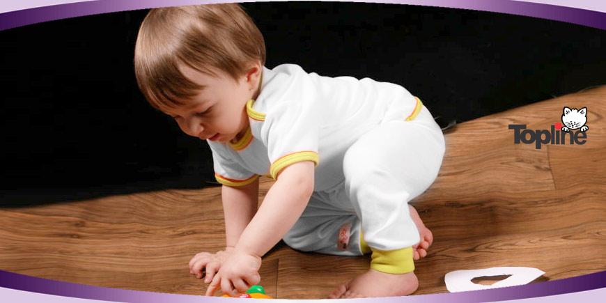 لباس نوزاد و کودک تاپ لاین طرح گوسفند