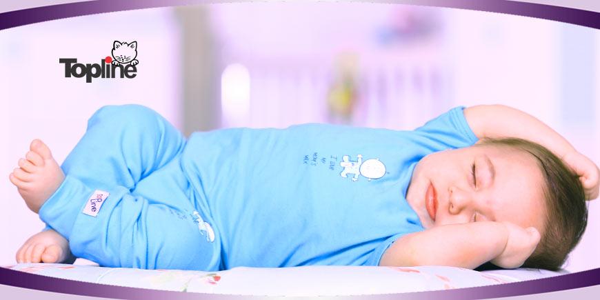 لباس نوزادی دخترانه و پسرانه تاپ لاین