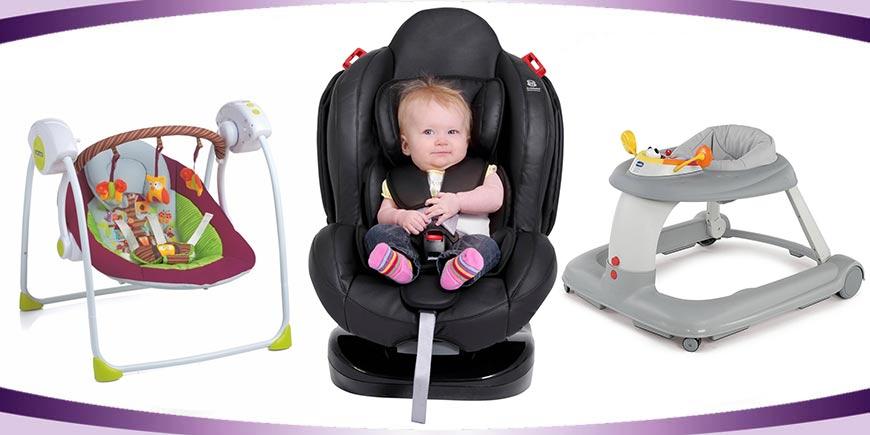صندلی ماشین کودک ایزوفیکس دار