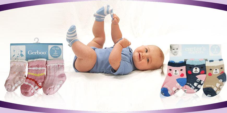 جوراب نوزاد