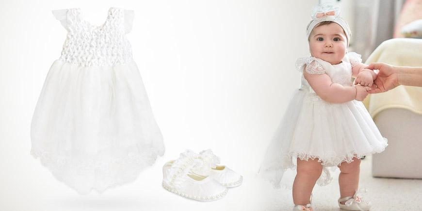 لباس عروس کودک ترک