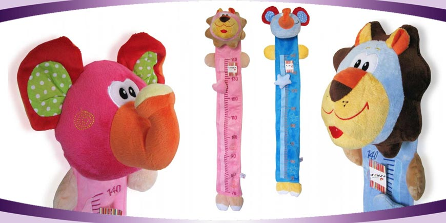 متر اندازه گیری عروسکی نوزاد