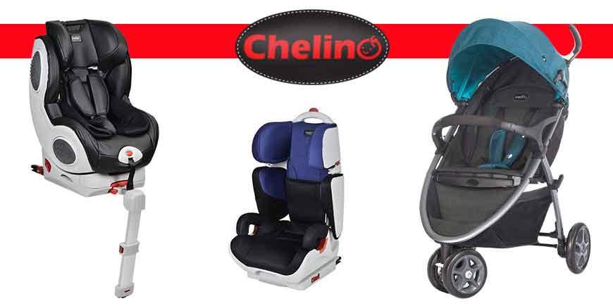 محصولات مراقبت از کودک چلینو Chelino