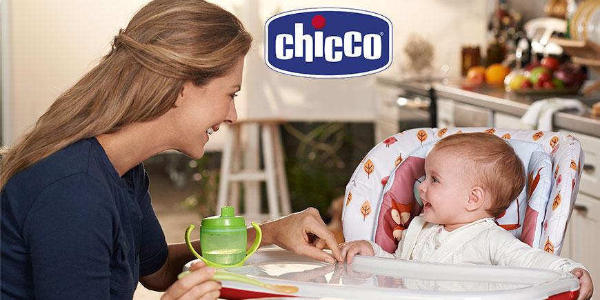 صندلی غذاخوری چیکو Chicco