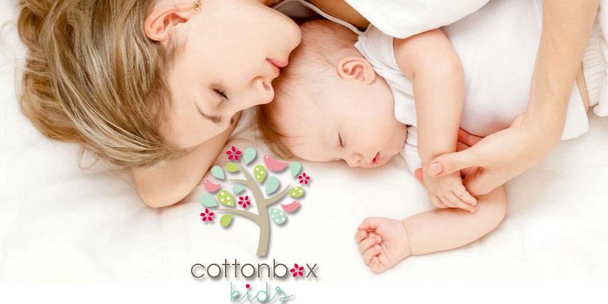 روتختی کودک کاتن باکس Cottonbox