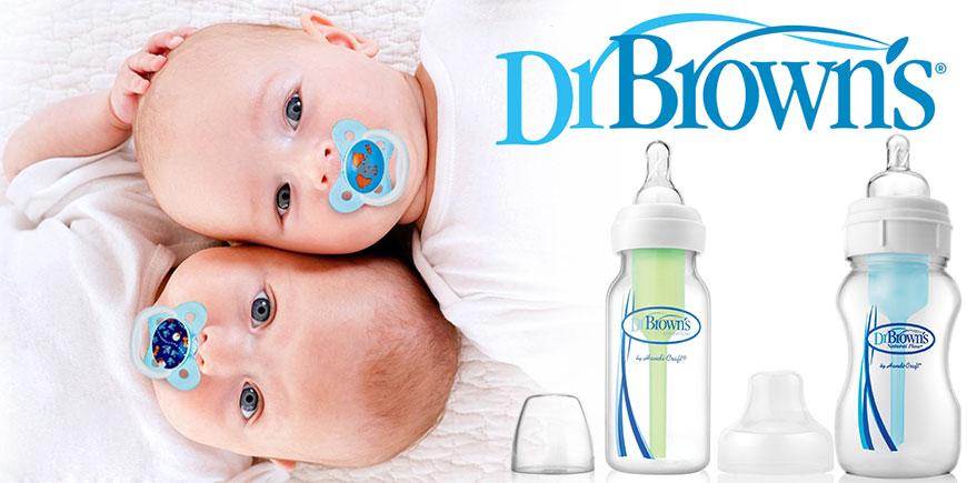 شیشه شیر ضدنفخ دکتر بروان Dr Brown's