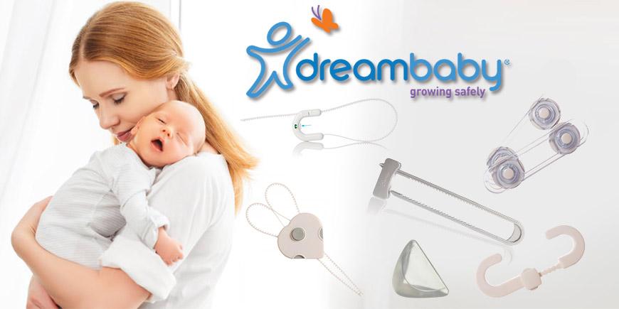 محصولات ایمنی کودک دریم بی بی Dreambaby