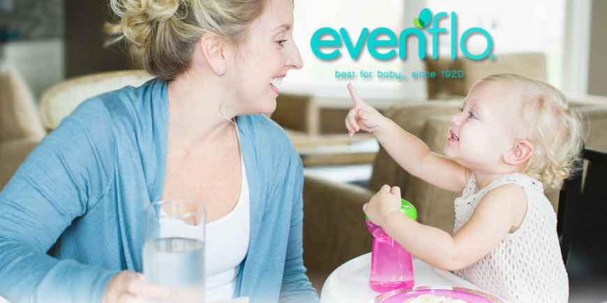محصولات آمریکایی برند ایون فلو نوزاد و کودک