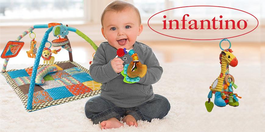 آغوشی نوزاد اینفنتینو infantino