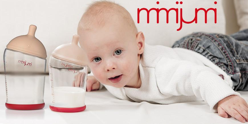 شیشه شیر مشابه سینه مادر می می جومی