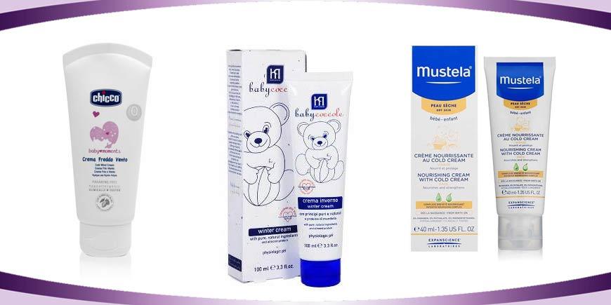 کرم محافظت کننده پوست کودک