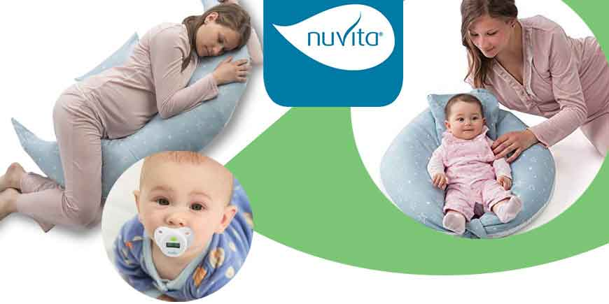 محصولات مراقبتی مادر و کودک نوویتا ایتالیا