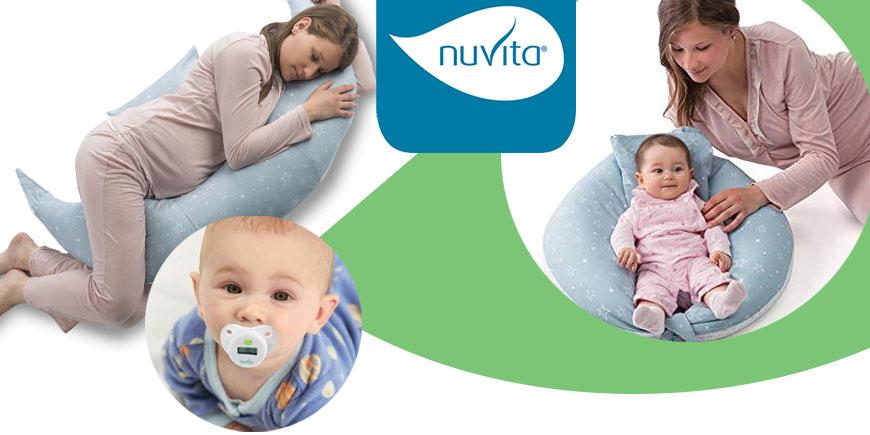 محصولات مراقبتی مادر و کودک نوویتا