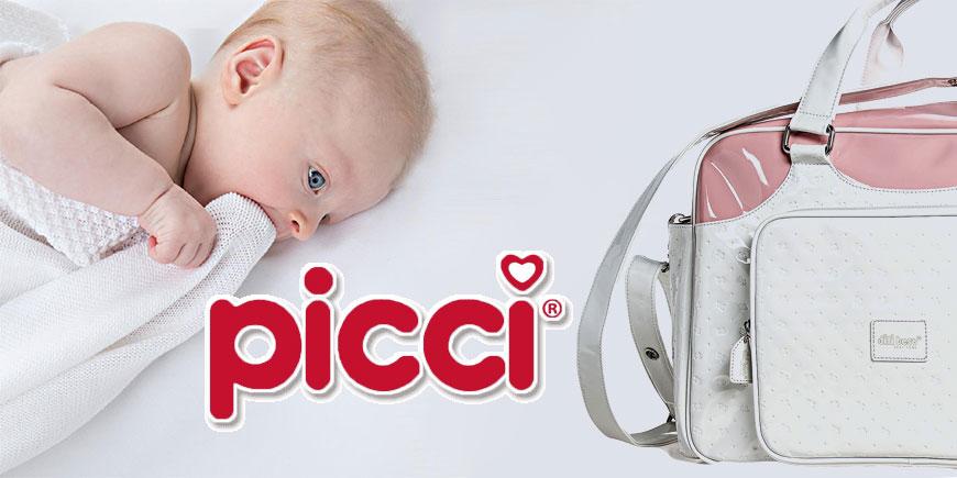 محصولات مراقبتی مادر و نوزاد پیچی picci  ایتالیا