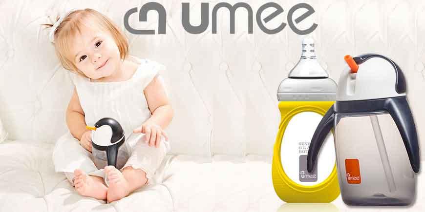 برند یومه هلند(محصولات مراقبتی نوزاد شامل شیشه شیر و لیوان و...)