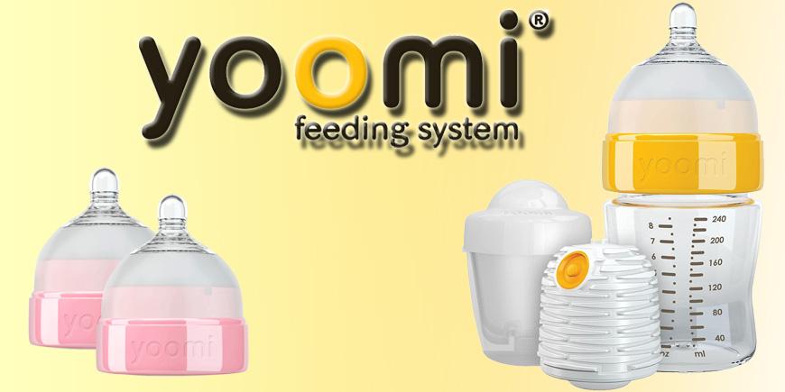 گرمکن شیر کودک یومی yoomi