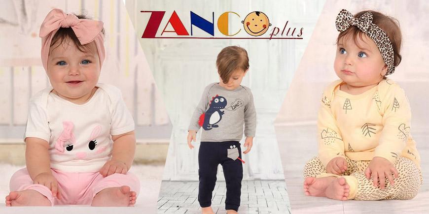 لباس بچگانه زانکوپلاس Zanco plus