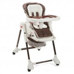 خريد اينترنتي سيسموني نوزاد کاپلا - صندلی غذای قهوه ای Capella نوزادی، نی نی لازم فروشگاه اینترنتی سیسمونی
