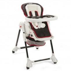 خريد اينترنتي سيسموني نوزاد کاپلا - صندلی غذای مشکی Capella نوزادی، نی نی لازم فروشگاه اینترنتی سیسمونی