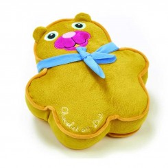 خريد اينترنتي سيسموني نوزاد بالش نوزادی اوپس طرح خرس OOPS نوزادی، نی نی لازم فروشگاه اینترنتی سیسمونی