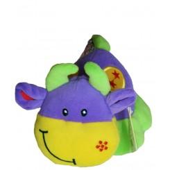 خرید عروسک سوتی گاو تولو Tolo نوزادی، نی نی لازم فروشگاه اینترنتی سیسمونی