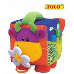 خريد اينترنتي سيسموني نوزاد مزرعه مکعب تولو Tolo نوزادی، نی نی لازم فروشگاه اینترنتی سیسمونی