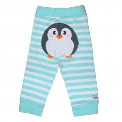 خريد اينترنتي سيسموني نوزاد شلوار تمام چاپ نوزادی مدل پنگوئن به آوران Behavaran نوزادی، نی نی لازم فروشگاه اینترنتی سیسمونی