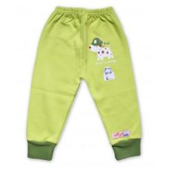 خرید شلوار مچ دار پسرانه سبز تاپ لاین Top Line نوزادی، نی نی لازم فروشگاه اینترنتی سیسمونی