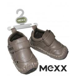 خريد اينترنتي سيسموني نوزاد کفش کرم پسرانه مکس Mexx نوزادی، نی نی لازم فروشگاه اینترنتی سیسمونی