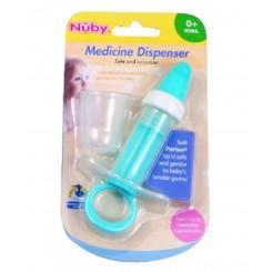 خرید داروخوری سرنگی نابی Nuby نوزادی، نی نی لازم فروشگاه اینترنتی سیسمونی