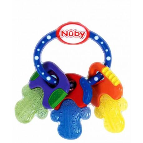 دندانگیر خنک کننده دسته کلید نابی Nuby