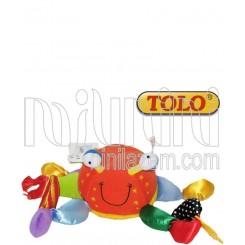 خرید جغجغه خرچنگ تولو Tolo نوزادی، نی نی لازم فروشگاه اینترنتی سیسمونی