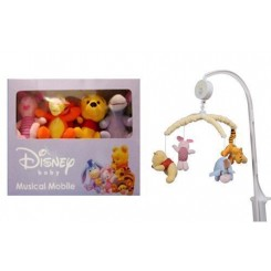 خريد اينترنتي سيسموني نوزاد آویز موزیکال دیزنی Disney نوزادی، نی نی لازم فروشگاه اینترنتی سیسمونی