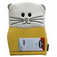 خريد اينترنتي سيسموني نوزاد لیف برس دار گربه زرد تاپ لاین Top Line نوزادی، نی نی لازم فروشگاه اینترنتی سیسمونی