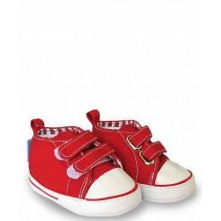 خريد اينترنتي سيسموني نوزاد کفش اسپرت پسرانه 2 چسب بت Baat نوزادی، نی نی لازم فروشگاه اینترنتی سیسمونی