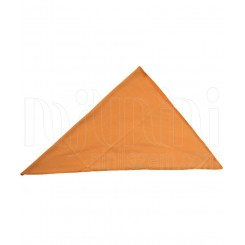 روسری پرتقالی تاپ لاین Top line