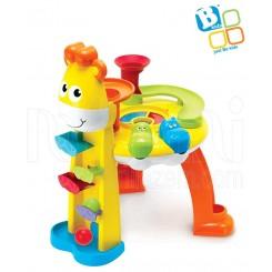 خريد اينترنتي سيسموني نوزاد ایستگاه بازی زرافه بلوباکس Blue Box نوزادی، نی نی لازم فروشگاه اینترنتی سیسمونی