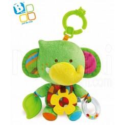 خريد اينترنتي سيسموني نوزاد عروسک دندانگیر فیل بلوباکس Blue-Box نوزادی، نی نی لازم فروشگاه اینترنتی سیسمونی