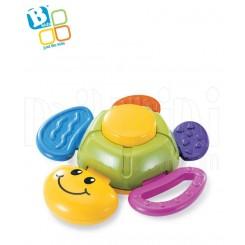 خريد اينترنتي سيسموني نوزاد لاک پشت دندانگیر  بلوباکس Blue-Box نوزادی، نی نی لازم فروشگاه اینترنتی سیسمونی