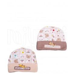 خريد اينترنتي سيسموني نوزاد کلاه خرسی لاکی بی بی Lucky baby نوزادی، نی نی لازم فروشگاه اینترنتی سیسمونی
