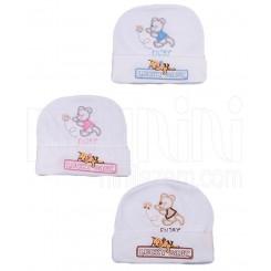 خريد اينترنتي سيسموني نوزاد کلاه موشی لاکی بی بی Lucky baby نوزادی، نی نی لازم فروشگاه اینترنتی سیسمونی